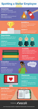 how to spot a stellar employee how many of these traits do yo have and what did we miss let us know on twitter vocoli