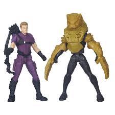 <b>Avengers игровой</b> набор из 2 <b>фигурок</b> Мстителей <b>Hasbro</b> B5768 ...