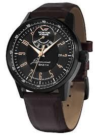 Vostok Europe Automatic Men's Watch Gaz 14 Limousine Power ...