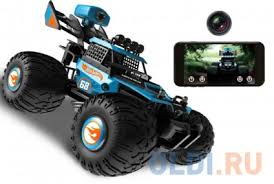 Машина <b>1toy Багги</b> Big Wheels синий пластик Т11571 — купить по ...