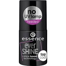 <b>Essence Evershine Top Coat</b> | Wilko