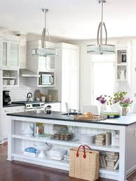 kitchen lighting ideas kitchen ideas design with cabinets islands backsplashes hgtv beach house kitchen nickel oversized pendant