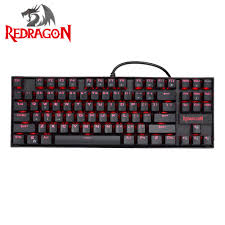 Игровая <b>клавиатура Redragon</b> Yaksa <b>RU</b>,7цветов,26клавиш ...