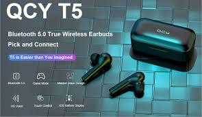 QCY <b>T9</b> Earbuds Xiaomi QCY <b>T9 TWS True</b> Wireless Eabuds ...
