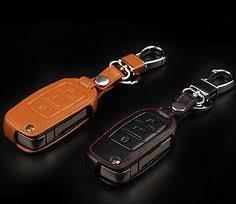 <b>Leather car key cover</b> | Tvlhuuriin oosor | Key wallet, Leather keyring ...