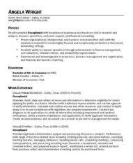 Receptionists Resume / Sales / Receptionist - Lewesmr Sample Resume: Sle Receptionist Resume Resumes