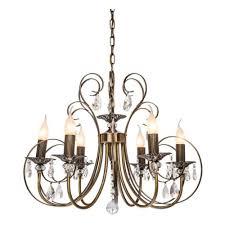 Подвесная <b>люстра Silver Light</b> Vienna <b>155.53.6</b>. — купить в ...