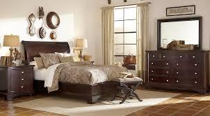 cherry pc bedroom set