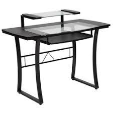 <b>Компьютерные</b> столы со столешницей из стекла: купить в ...