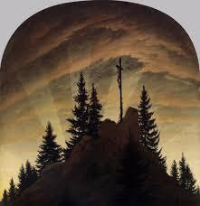 Resultado de imagem para pinturas de caspar david friedrich