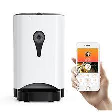 Maxmer <b>Wireless</b> Automatic Smart <b>Pet Feeder</b> Food Dispenser with ...