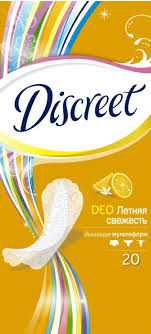 Купить <b>Discreet прокладки ежедневные 20 шт</b> мультиформа ...