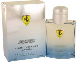 <b>Ferrari Scuderia Light Essence</b> Acqua Cologne by Ferrari