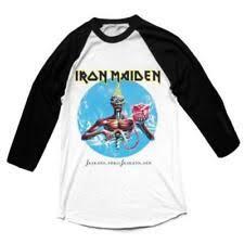 Iron <b>Maiden</b> Shirts for <b>Men</b> for sale   eBay