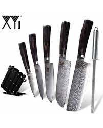 Find the Best Savings on <b>XYj Damascus</b> Knife 5 Piece <b>Damascus</b> ...