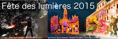 Resultado de imagen de fete lumieres lyon 2015