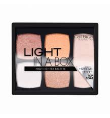 <b>Палетка хайлайтеров</b> Catrice Light In A Box <b>Highlighter Palette</b>
