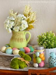 Spring Decorating Easter And Spring Decorating Ideas Darling Doodles