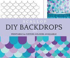 Amazon.com: <b>Allenjoy</b> 7x5ft Soft Fabric Pastle Little <b>Mermaid</b> Scales ...