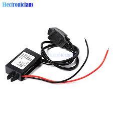 Online Shop <b>Micro USB</b> 12V to <b>5V 3A</b> 15W DC-DC Car Power ...
