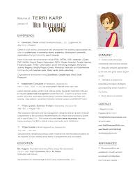 resume format for graphic designer pdf cipanewsletter format graphic designer resume format