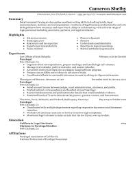 2016 sample paralegal resume recentresumes com sample paralegal legal classic summary highlights