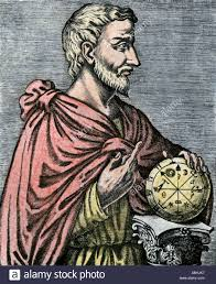 pythagoras greek philosopher mathematician stock photos pythagoras ancient greek philosopher and mathematician stock image