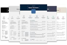 top  infographic resume templatescreative resume template   ms word