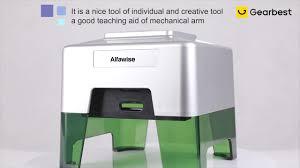 <b>Alfawise C50 MINI Wireless</b> Smart Laser Engraver - Gearbest.com ...