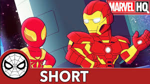 Ol' Spidey Learns <b>New</b> Tricks! | <b>Marvel Super Hero</b> Adventures - Try ...