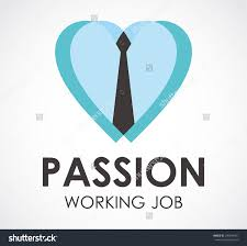 passion tie business office work logo stock vector  passion tie business office work logo element symbol shape icon vector design template abstract company working