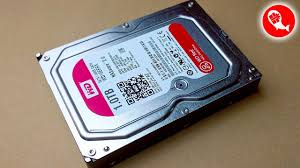 <b>Жесткий диск Western Digital</b> WD Red 1 TB WD10EFRX | HDD для ...