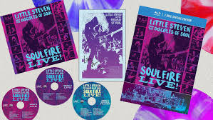 <b>SOULFIRE</b> LIVE! BOX SETS — <b>Little Steven</b>