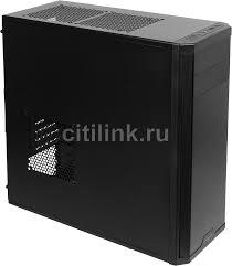 Купить <b>Корпус</b> ATX <b>FRACTAL DESIGN Core</b> 2300, черный в ...