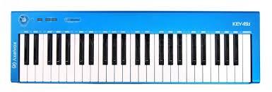 С <b>MIDI клавиатура AXELVOX KEY49J</b> музыка обретет еще ...