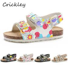 <b>Summer Kids Slippers</b> Fashion <b>Comfortable</b> Leopard Print Girls <b>Flip</b> ...