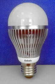 <b>Светодиодная</b> лампа — Википедия