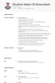 system engineer resume samples system engineer resume sample