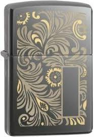 <b>Зажигалка Zippo</b> 150 LUX19PF <b>Luxury</b> Venetian <b>Design</b> (49162 ...