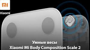 Умные весы Xiaomi <b>Mi Body Composition Scale</b> 2 - полный обзор ...