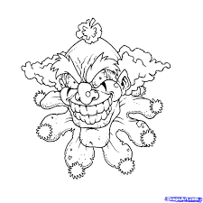 Free <b>Scary Clown</b> Printable Coloring Pages, Download Free Clip Art ...