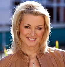Gillian Taylforth as Sandy Roscoe. Show bosses have promised that Sandy won't be killed off as they are leaving the door open for her to return ... - soaps-hollyoaks-gillian-taylforth-sandy-roscoe