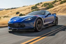 Chevrolet Corvette Grand Sport: 7th Place - 2017 Motor Trend <b>Best</b> ...