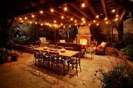 patiolighting backyard party lighting ideas