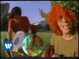 The <b>Flaming Lips</b> - She Don't Use Jelly [Official Music Video ...