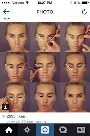 makeup tutorial perfect cat eye beauty tips how to do a eyes eyeliner brow with tape