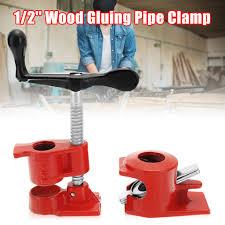 <b>1Pcs</b> Heavy Duty <b>Quick Release</b> Wood Gluing Pipe <b>Clamp</b> ...