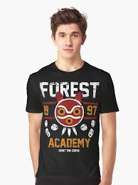 """<b>Forest Academy</b>"" <b>T</b>-<b>shirt</b> by Soulkr   Redbubble"