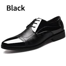 $>> BIMUDUIYU Fashion Oxford <b>Business Men</b> Shoes Soft ...