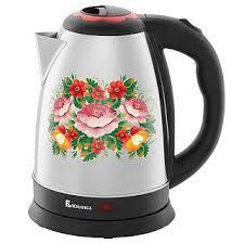 <b>Чайник</b> электрический 2000 Вт, 1.8 л <b>ВАСИЛИСА ВА</b>-<b>1010</b> ...